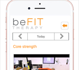 befit therapy mobile